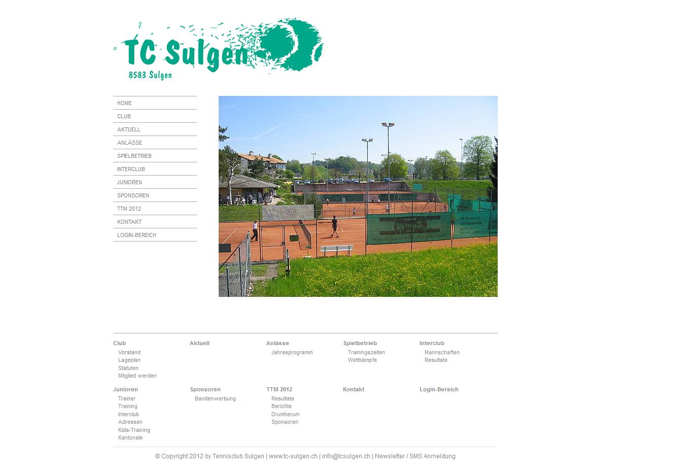Tennis Club Sulgen
