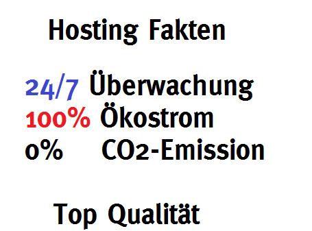 Webhosting Schweiz